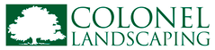 Colonel Landscaping logo