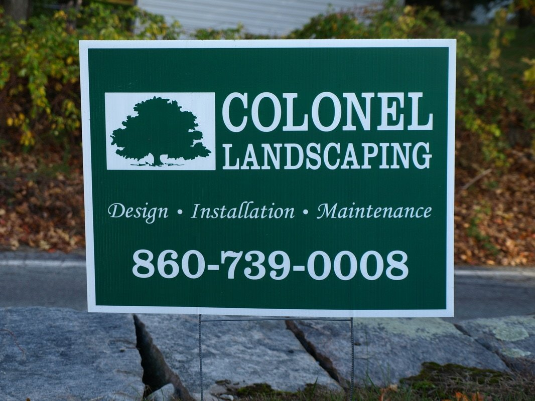 colonel landscaping orig