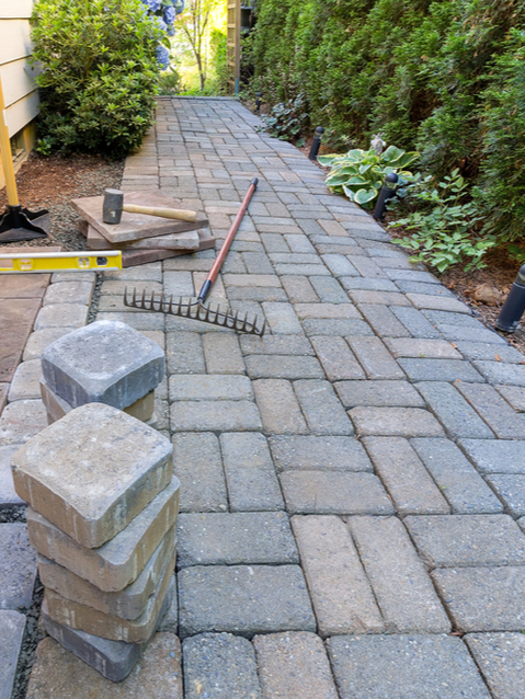 waterford CT hardscaping